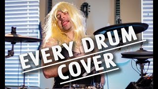 every type of drum cover