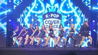 190608 RESET cover TWICE - Intro + FANCY @ 2019 K-POP Cover Dance Festival Thailand