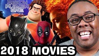 2018 MOVIES - Most Anticipated Movies of 2018 (Black Nerd)