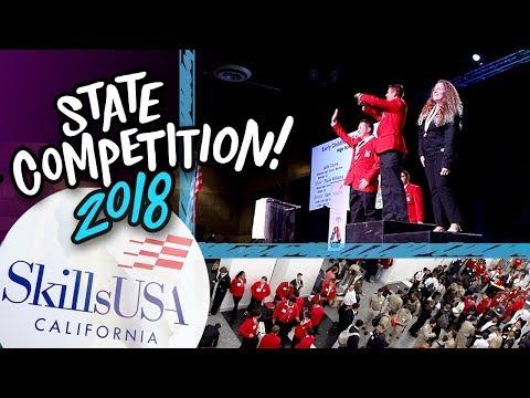 SkillsUSA 2018 California State Conference!