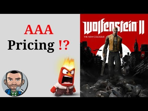 AAA Game Pricing | A Low Budget Perspective