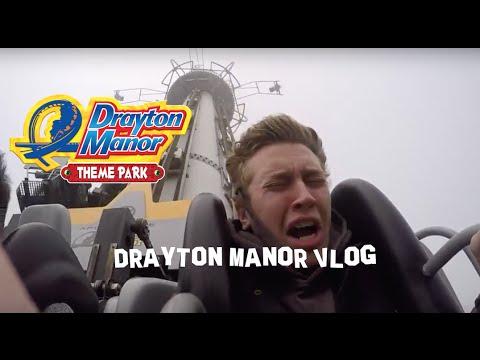 DRAYTON MANOR 2015 | VLOG