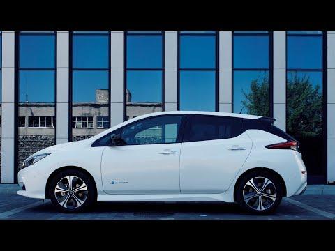 2018 The NEW Nissan LEAF - rewarding electric car!