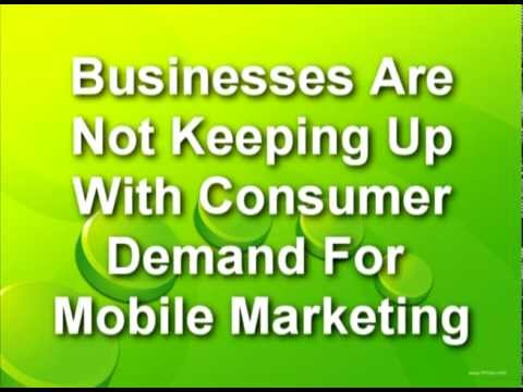 Power of Mobile Phone Marketing