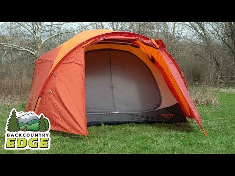 Marmot Halo 6P 3-Season Camping Tent
