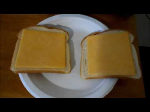Grilled Cheese Toaster Life Hack