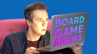 Top 10 Games to Play Online on Board Game Arena