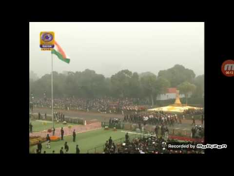 26january 2018 today indian army march and shows power