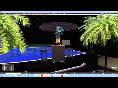 Rezz in Second Life