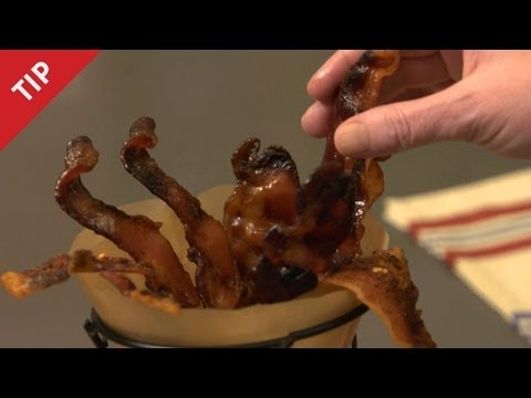 How to Make Bacon Candy - CHOW Tip