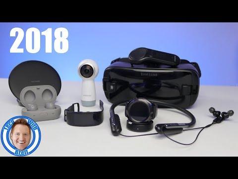 Samsung Accessory Lineup 2018
