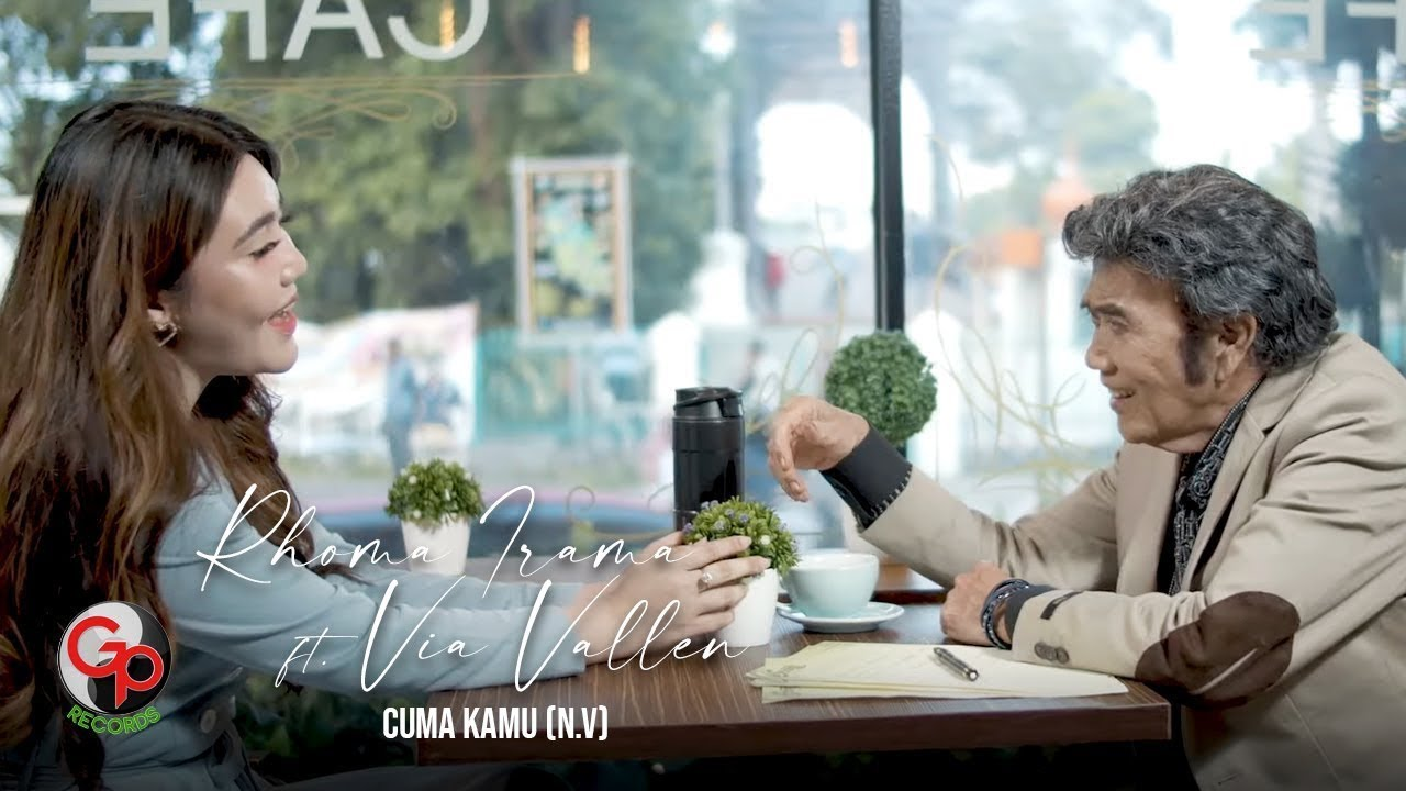 Rhoma Irama feat. Via Vallen - Cuma Kamu | New Version (Official Music Video)