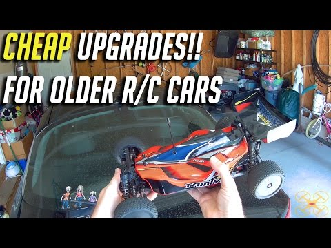 Super Cheap and very fast Brushless motor/ESC/Tx Rx upgrade for older RC Cars/trucks