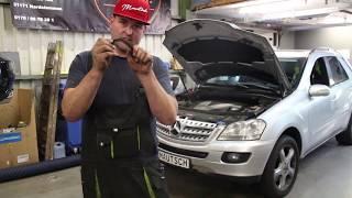 How To Calibration Mercedes Benz Airmatic Suspension - PakVim net HD
