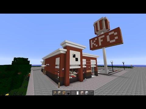 Minecraft - KFC (City Build)