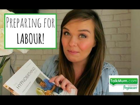 Preparing for labour! Charlotte Taylor, TALKMUM