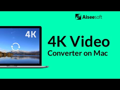 Simple Video Converter for 4K on Mac OS High Sierra (2018)