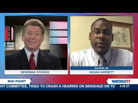 MidPoint   Hasan Harnett discusses his plans to change the Rupublican party