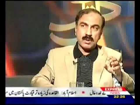 Must Watch!!!!! Stupid Abdul Qayyum Jatoi