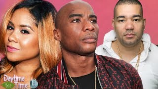 Charlamagne puts out a WARNING + he is NOT friends with Angela Yee and Dj Envy (Details)