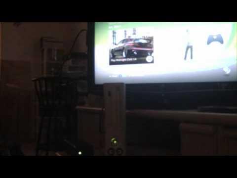 (Like new)Unbanned Zephyr Arcade Xbox 360 With 60 Day warranty
