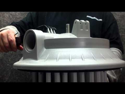 Hayward EC40 Pool Filter With Leaking Bump Shaft