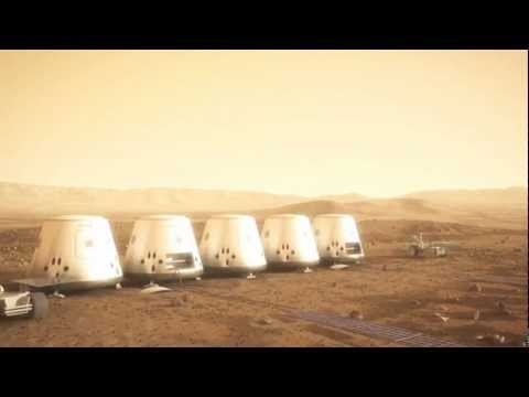 Reality TV Show On Mars To Follow Settlers? | Video