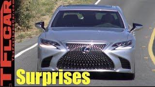 2018 Lexus LS 500 Review: Top 5 Unexpected Luxury Surprises!