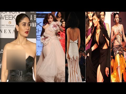 Xxx Mp4 WORST Oops Moments From LFW 2019 Lakme Fashion Week 2019 3gp Sex