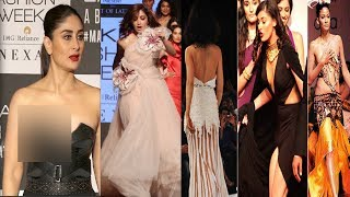 WORST Oops Moments from LFW 2019   Lakme Fashion Week 2019  