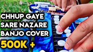 Chhup Gaye Sare Nazare||on bulbul tarang banjo||By Banjo Master DHIRAJ ADHAU (Mŕ.Đ.Š.Ã.)