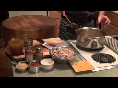 Chef Hobbes Presents:  Killer Turkey Soup