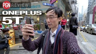 OnePlus 5T camera test - Lok tries the latest smartphone camera