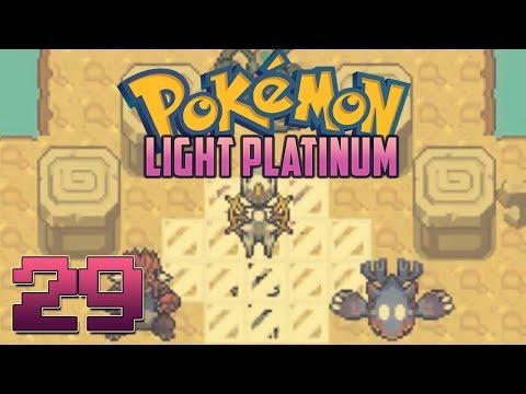 Let's Play Pokemon Light Platinum Part 29 - Story of Arceus