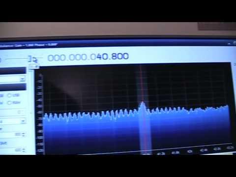 Using a PC sound card to receive VLF radio signals