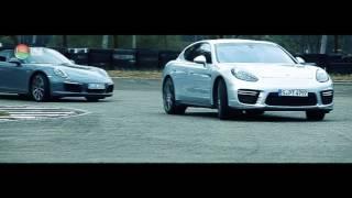 Porsche Driving Experience 2016 Sri Lanka