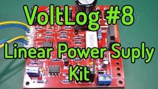 1:3 0-30V 2mA - 3A Adjustable DC Regulated Power Supply DIY