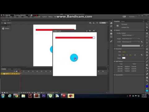 How To Make Health Bar In Flash Actionscript 3.0 only 3 minutes