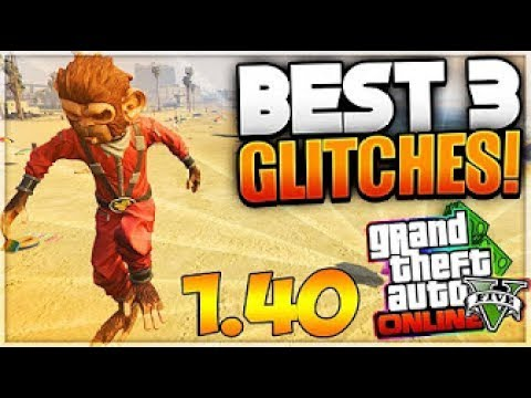 GTA 5 Online: TOP 3 GLITCHES This Week! Wall Breach + Instant Reload + Godmode Glitch!