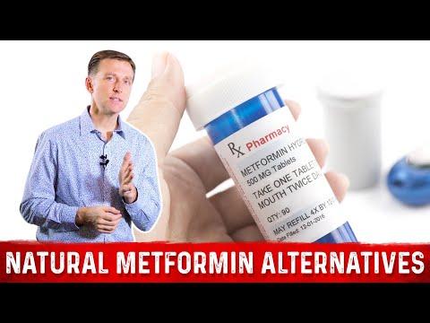 Natural Metformin Alternatives for Insulin Resistance