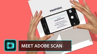 meet adobe scan the free scan app with text recognition superpowers