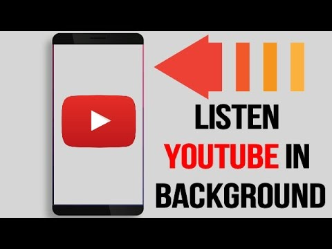 How to listen youtube in background android | How to play youtube videos in background android