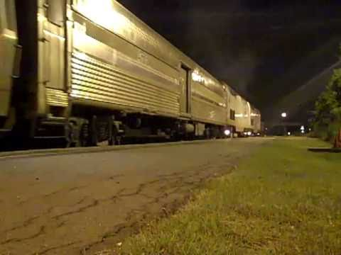 Amtrak train 91 Silver Star at Columbia,S.C.