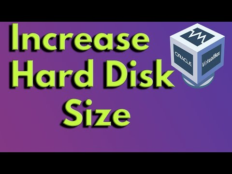 virtualbox resize disk (expand, increase, change) with vboxmanage modifyhd
