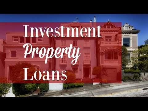 Investment Property Loans | Portfolio Loan for Real Estate Investors
