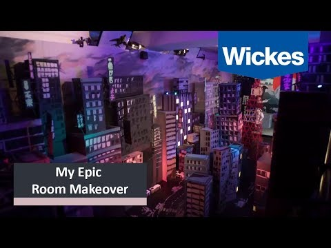 My Epic Room Makeover - Ep2  - Attack of the Monster Movie Megafans