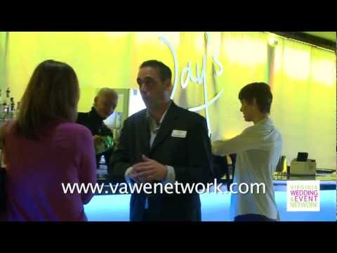 VAWE Bachelor & Bachelorette Event at Jay's Restaurant & Lounge - by www.AtlanticWeddingVideo.com