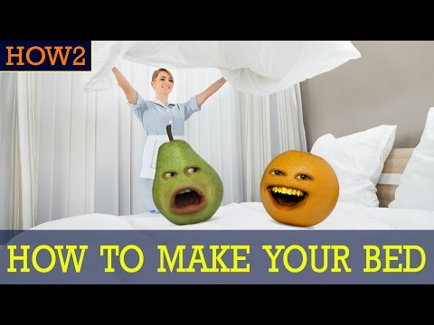 HOW2: How to Make Your Bed!