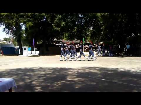 Andhra Loyola college Ncc air wing vsc-igc 2016