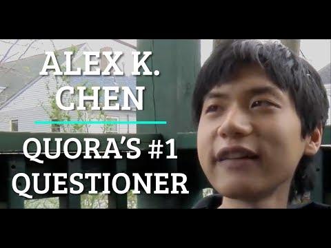 Simulation #86 Alex K. Chen - Quora's #1 Questioner